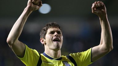 Nikola Zigic: The towering striker has solved his visa problems and will return to Birmingham City