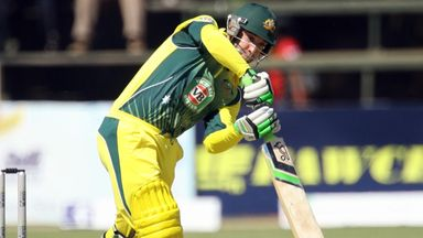 Phil Hughes: Beneficiary of Michael Clarke