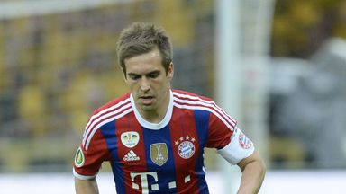 Philipp Lahm: Out for three months