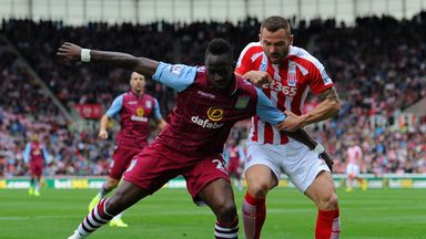 Aly Cissokho: The defender has found a new lease of life under Paul Lambert