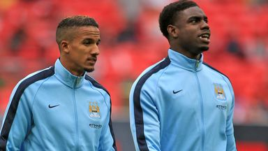 Manchester City: Scott Sinclair and Micah Richards on way out