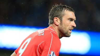 Rickie Lambert: Fitness is worrying Liverpool striker