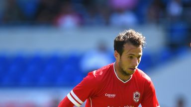 Adam Le Fondre: Scored first goal for Cardiff against Reading