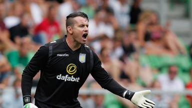 Shay Given: Included in Republic of Ireland squad