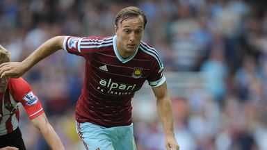 Mark Noble: Happy to train on Christmas Day
