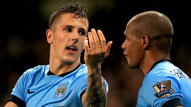 Stevan Jovetic: Fully focused on title tilt