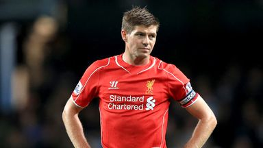 Steven Gerrard: Future remains very much up in the air