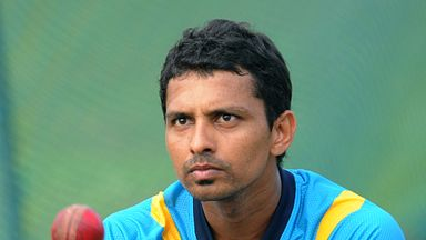 Suraj Randiv: Last international ODI appearance was against Australia in August 2011