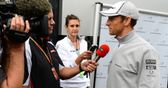 Ask Jenson Button!