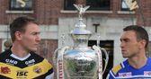 Tetley's Challenge Cup final: Castleford Tigers v Leeds Rhinos key battles