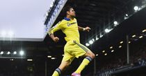 Diego Costa: Scored twice in Chelsea's win at Everton
