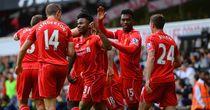 Liverpool: Won convincingly at Tottenham