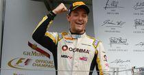 Palmer's GP2 Diary - Hungary