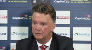 Van Gaal urges fans to keep the faith