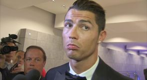 Ronaldo expects tough Liverpool matches