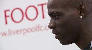 Balotelli surprised by Reds reception