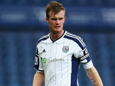 Chris Brunt: Back in the Northern Ireland squad