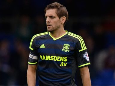 Jonathan Woodgate: Sidelined with a hamstring niggle
