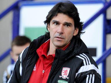 Aitor Karanka: Middlesbrough manager could make changes