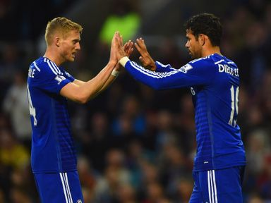 Schurrle: Praise for Costa and Fabregas