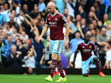 James Collins: Unable to play for Wales due to injury.