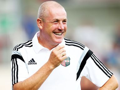 Mark Warburton: Snapped up a gifted striker on loan