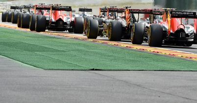 FIA confirms 2015 calendar