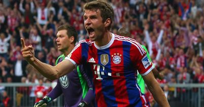 Thomas Muller: Among those said to have been interesting Manchester United