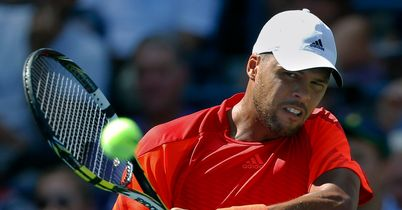 Tsonga through in straights