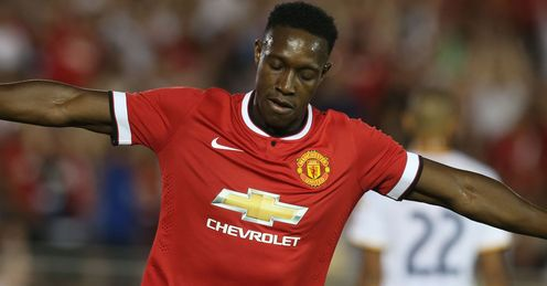 Danny Welbeck: Now an Arsenal striker