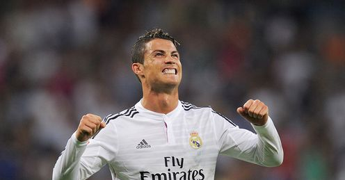 Cristiano Ronaldo: Thinks Liverpool will be a test for Real