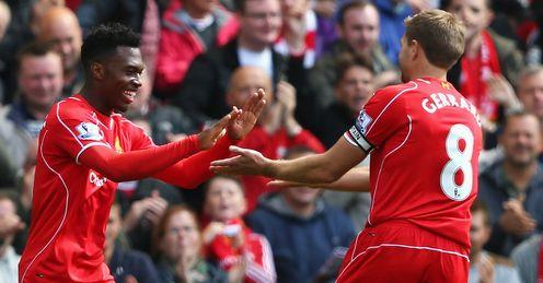 Daniel Sturridge: Could continue his form against Manchester City