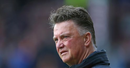Louis van Gaal: Saw Manchester United sparkle on home soil
