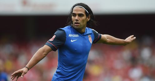 Radamel Falcao: Heralds a new era of United 'Galacticos'