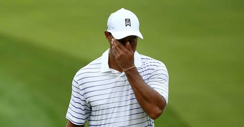 Tiger out of the Ryder Cup