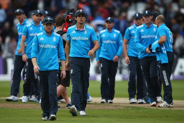 England: Hammered