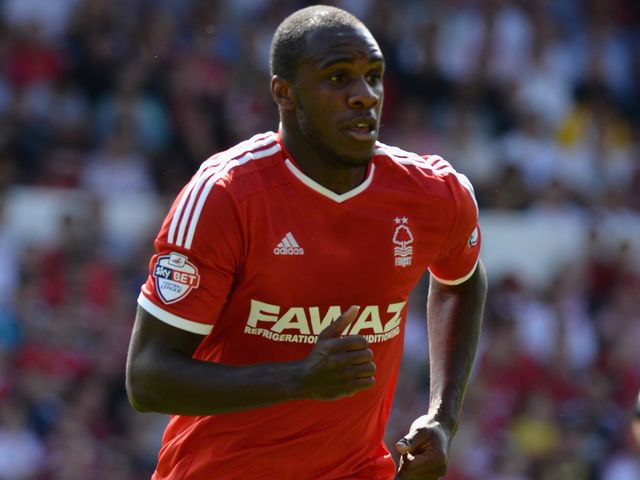 Michail Antonio: Star performer for Forest