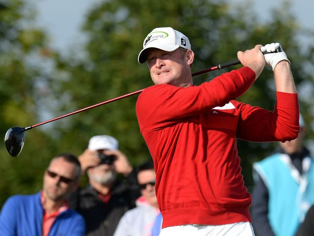 Jamie Donaldson: Dropped back through the field