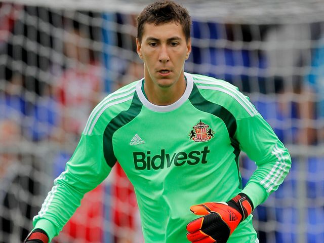 Costel Pantilimon: Expected to feature for Sunderland