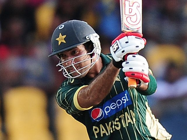 Sohaib Maqsood helped Pakistan to victory