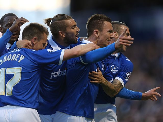 Jed Wallace: Celebrates his goal