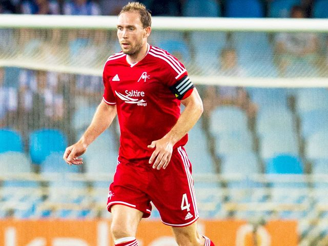 Russell Anderson: Returns for Aberdeen