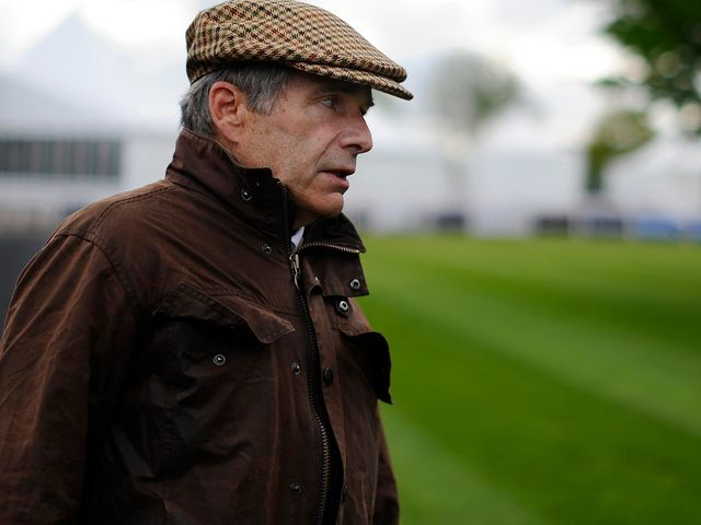 Andre Fabre: Trainer of Fintry