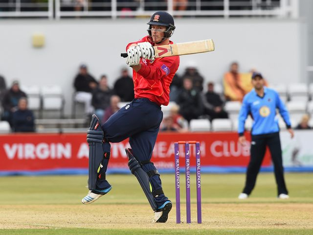 Tom Westley: Impressed with bat and ball for Essex
