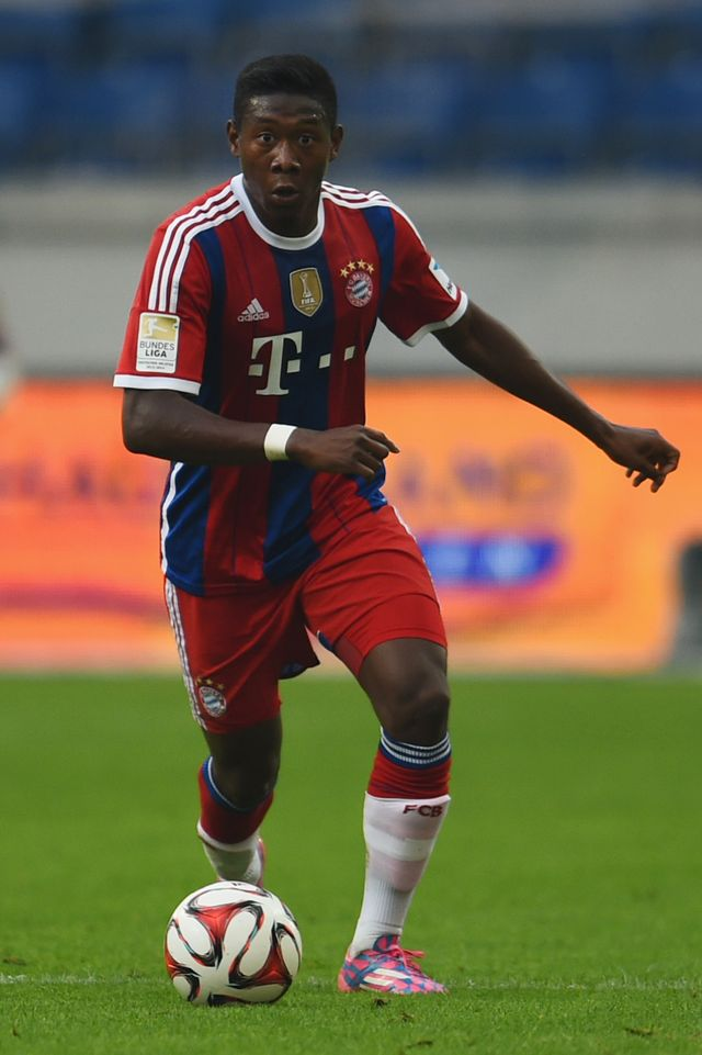 football-david-alaba-bayern-munich-munch