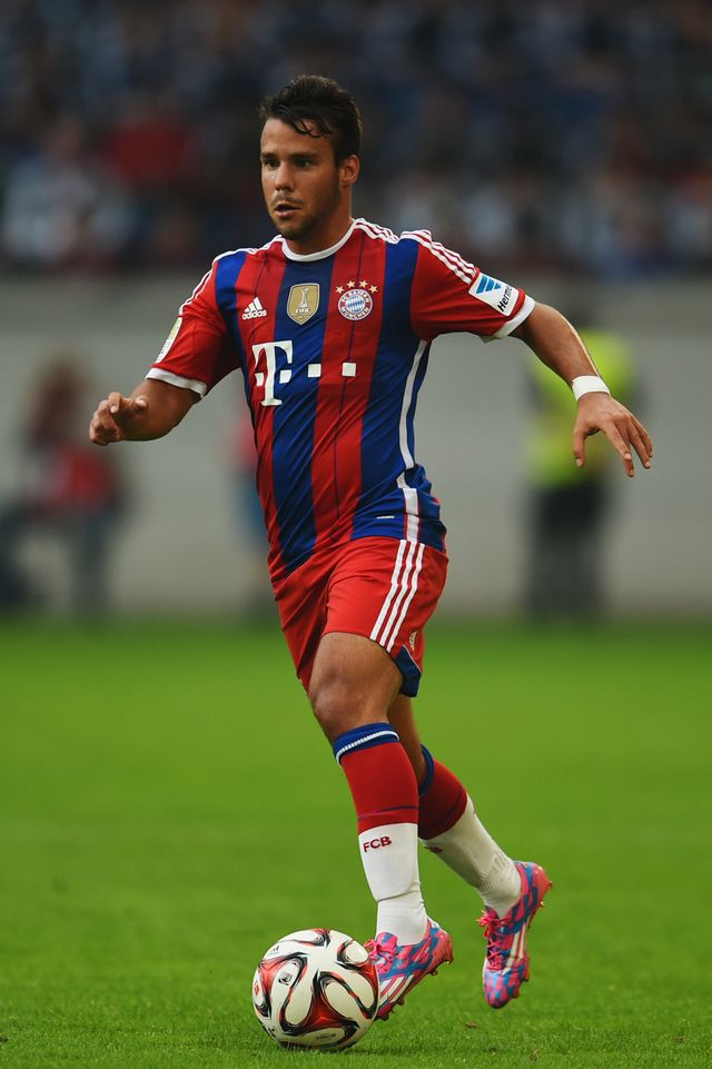 Juan Bernat Bayern