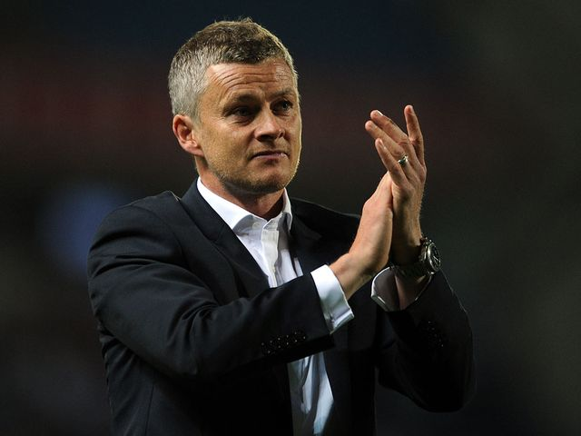Ole Gunnar Solksjaer: Hoping for a big season from Jones