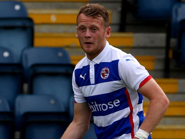 Jake Taylor of Reading