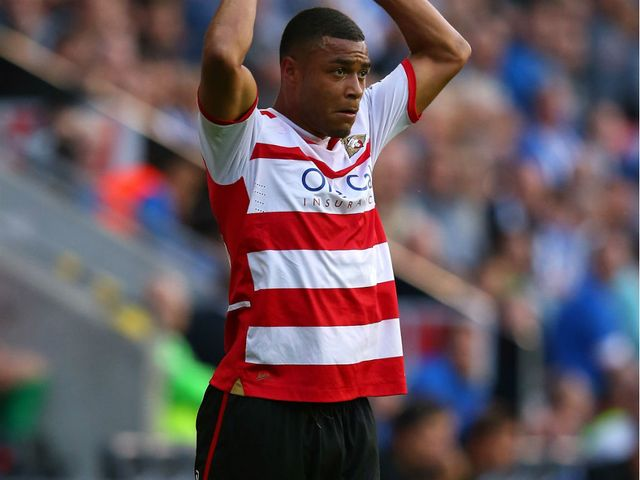 Reece Wabara of Doncaster Rovers