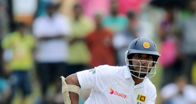 Kumar Sangakkara: Has moved into fourth on the list of century makers